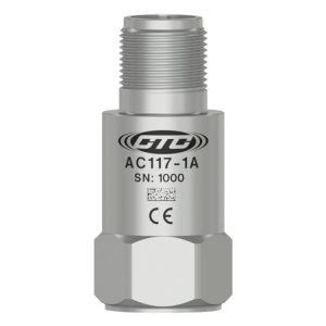 CTC 50mV/g Industrial Accelerometers