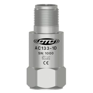 CTC Low Frequency Accelerometers