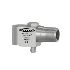 CTC 100mV/g Compact Size Accelerometers