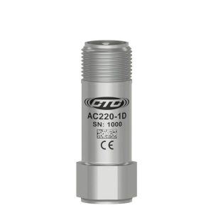 CTC 10mV/g High g Accelerometers