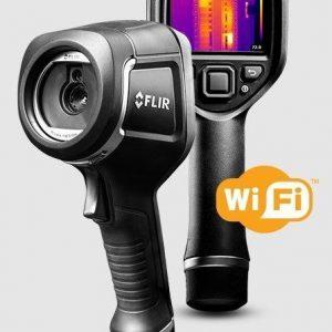 FLIR E8-XT