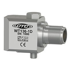 CTC Wind Mill Accelerometers