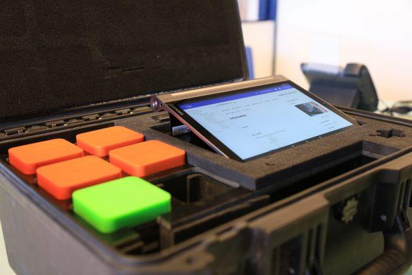 Portable Wi-care 100