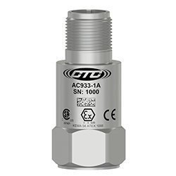 AC933-1A vibration sensor