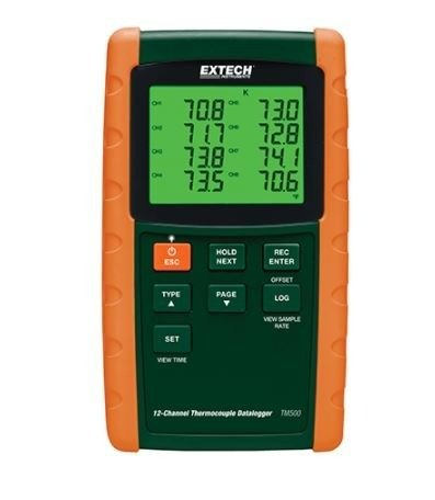 Datalogging Contact Thermometer