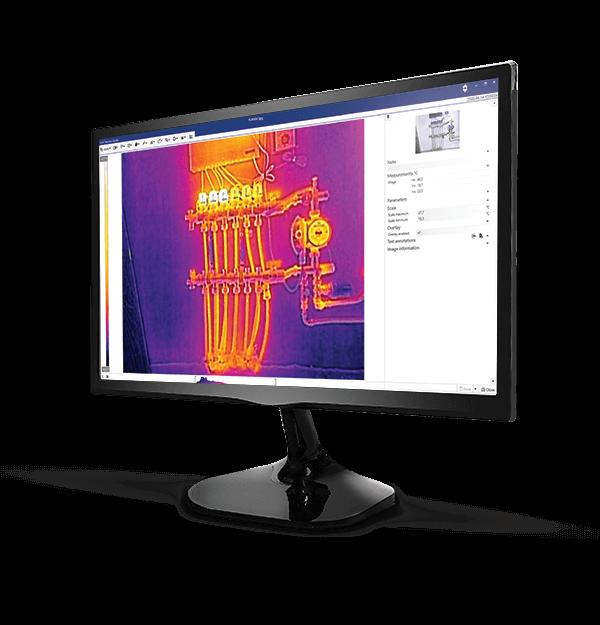 FLIR Thermal Studio SuiteIR software