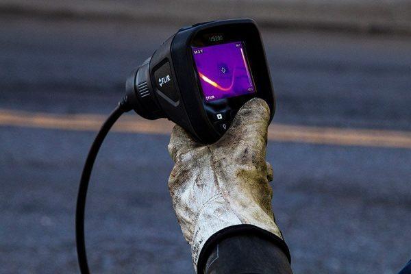 boroscope ir camera